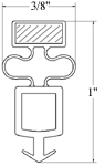 Gaskets for Freezers & Coolers