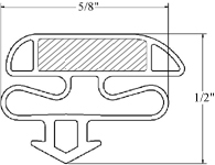 Anthony 1510 Gasket