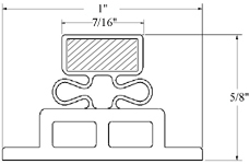 Howard-McCray 420 Gasket