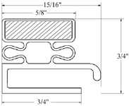 Select Stainless 1368 Gasket