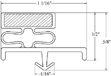 Arctic Industries   042 Gasket